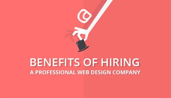 5 reasons you should hire a professional web design company